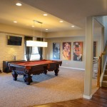 Basement Renovations Parker CO | BIC Construction Custom Basement Renovations Parker CO | KushnerBasement 0215-2