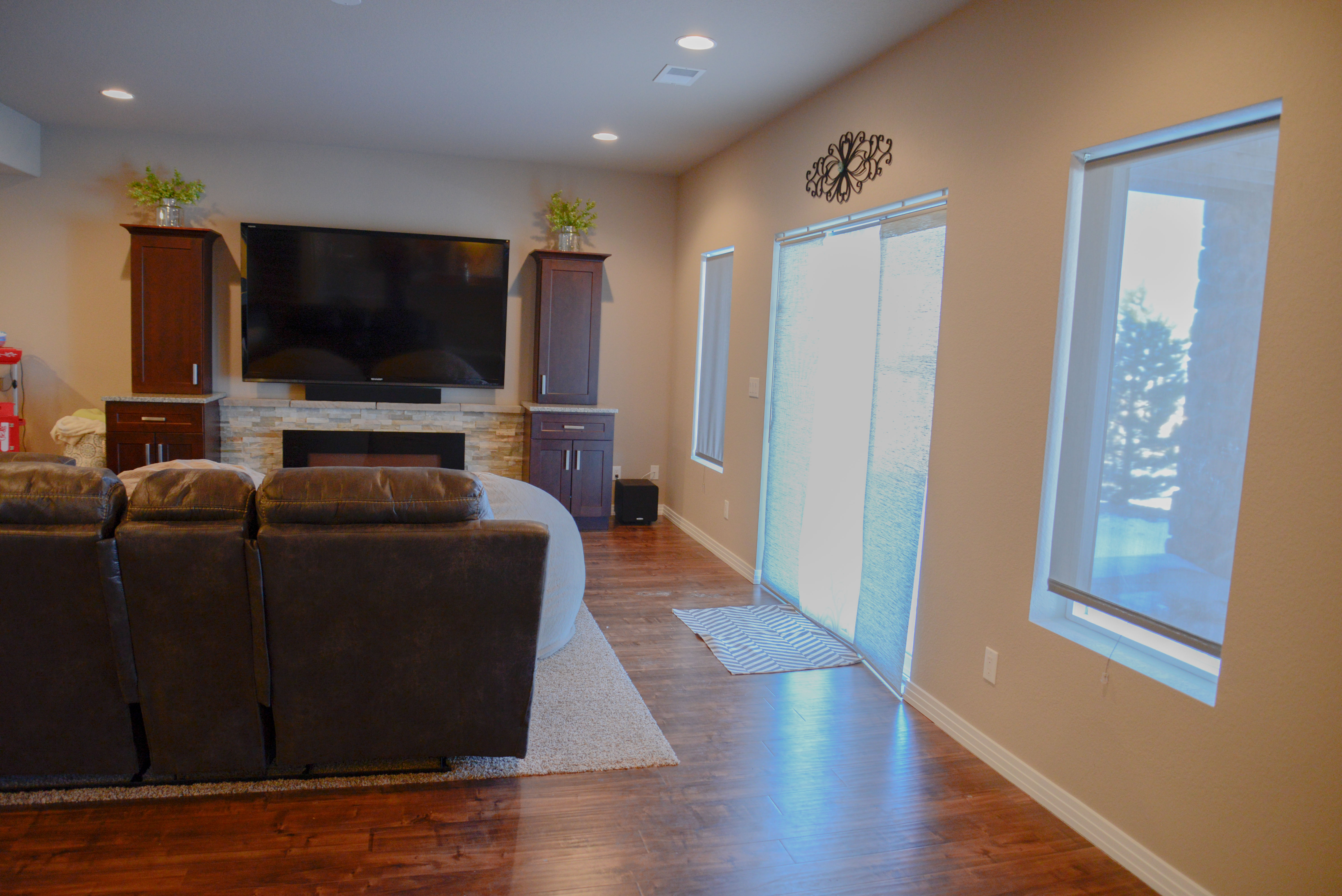 Basement Renovations Parker CO | BIC Construction Custom Basement Renovations Parker CO | KushnerBasement 0215-45