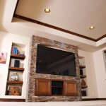 BIC Construction Custom Basements in CO | BIC Construction Custom Basement Renovations Parker CO | Moranetz Basement 1