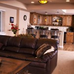 Parker CO Basement Finishing | BIC Construction Basement Renovations in Parker CO | BurdenBasement 1