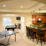 Parker CO Basement Finishing | BIC Construction Basement Renovations in Parker CO | ClockBasement 0215-22