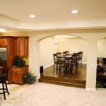 Parker CO Basement Finishing | BIC Construction Basement Renovations in Parker CO | ClockBasement 0215-51