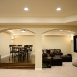 Parker CO Basement Finishing | BIC Construction Basement Renovations in Parker CO | ClockBasement 0215-53